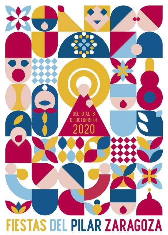 Programa de las Fiestas del Pilar 2020