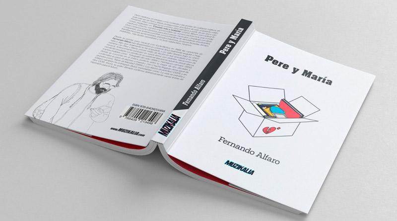 Libro 'Pere y María' de Fernando Alfaro