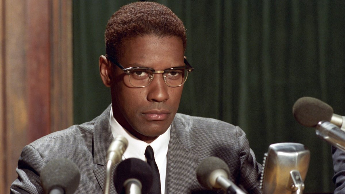 Malcom X - Películas sobre el racismo en Estados Unidos