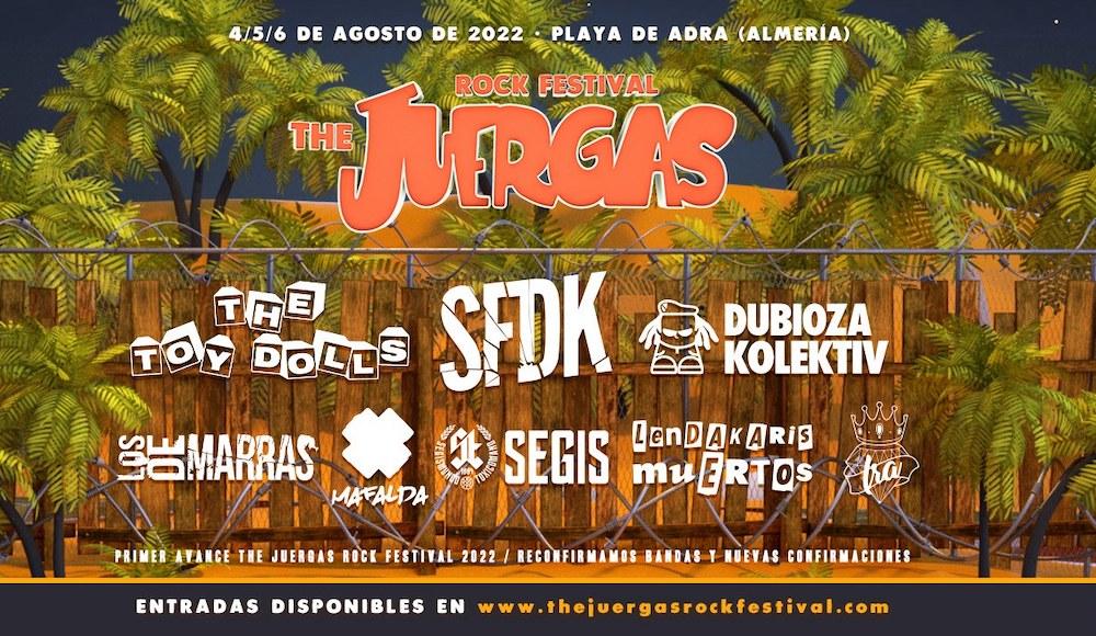 The Juergas Rock Festival 2022