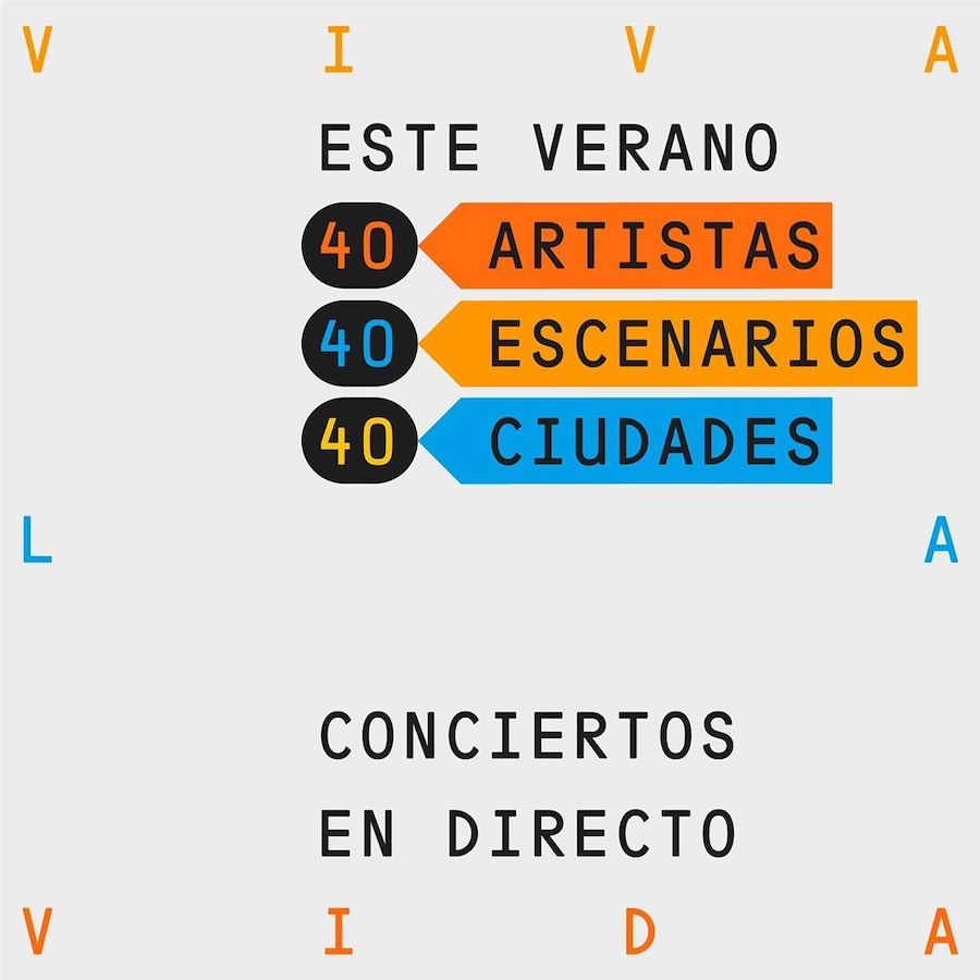 Viva La Vida - Ciclo de conciertos
