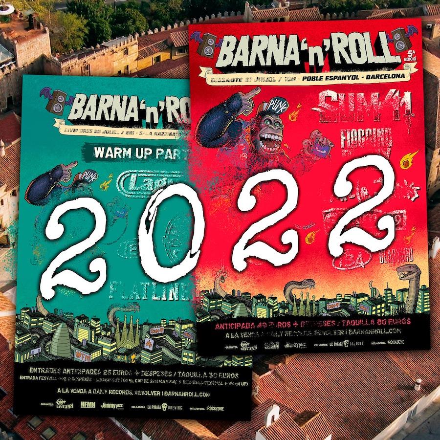 Barna 'n' Roll 2022