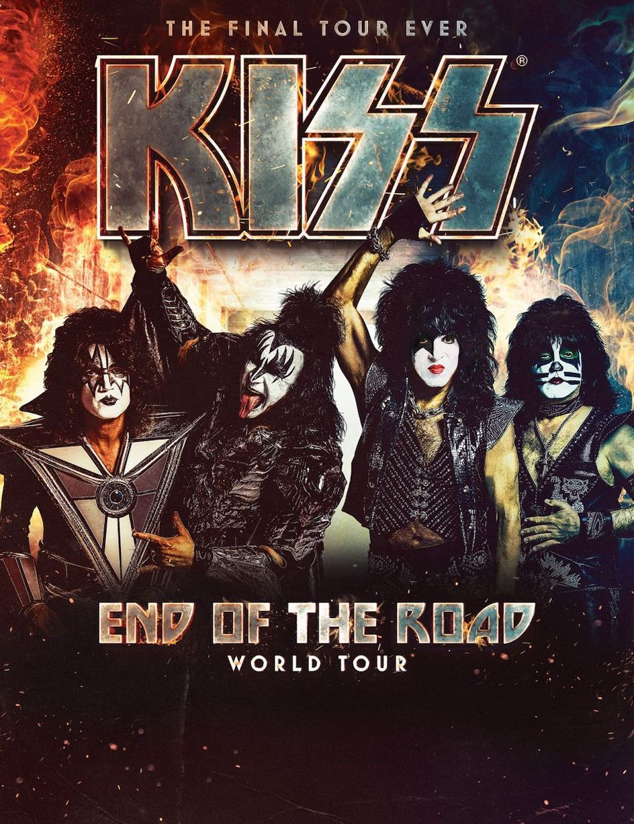 Conciertos de Kiss en 2021
