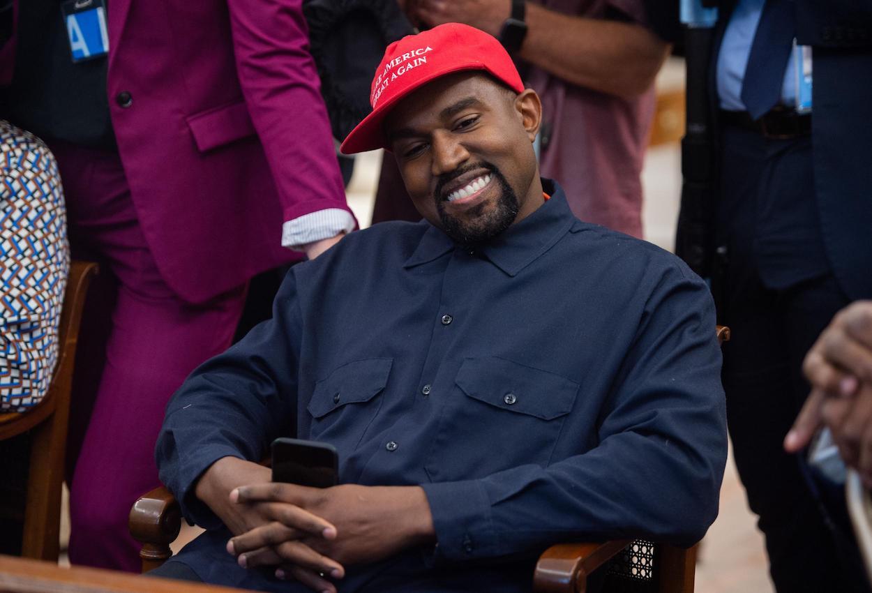 Kanye West - Presidencia Estados Unidos