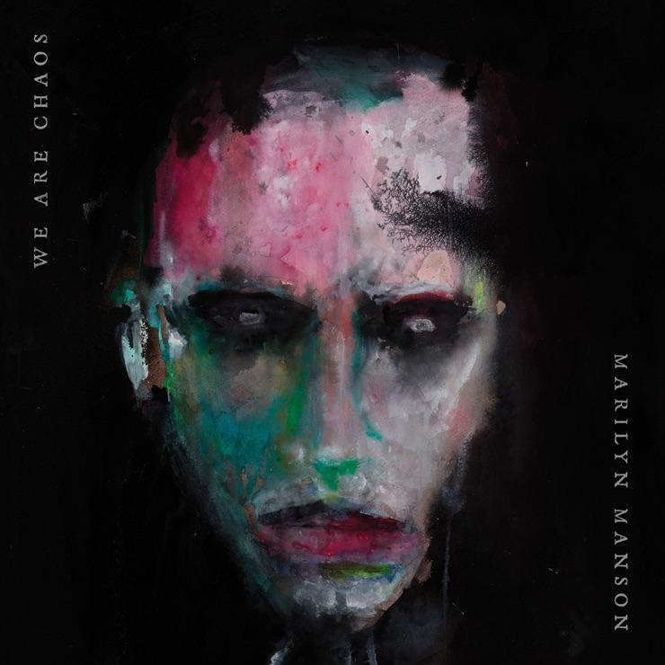 Marilyn Manson anuncia nuevo disco: 'WE ARE CHAOS'