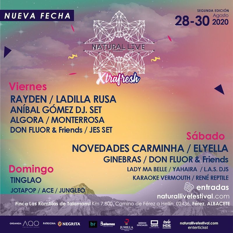 Natural Live Festival 2020