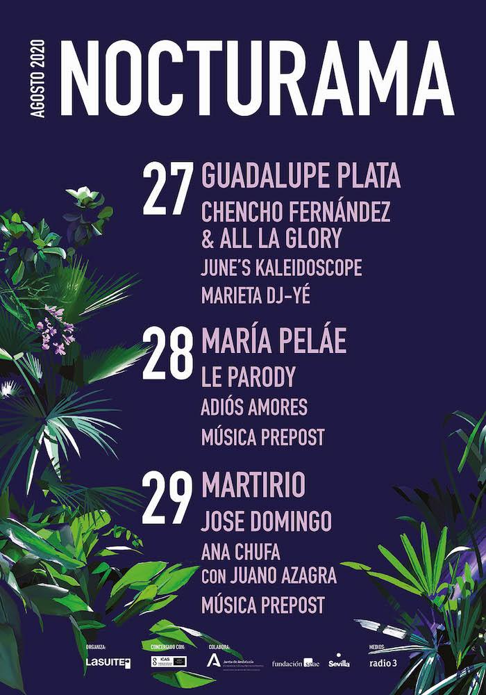 Nocturama 2020 - Cartel, Entradas y Horarios