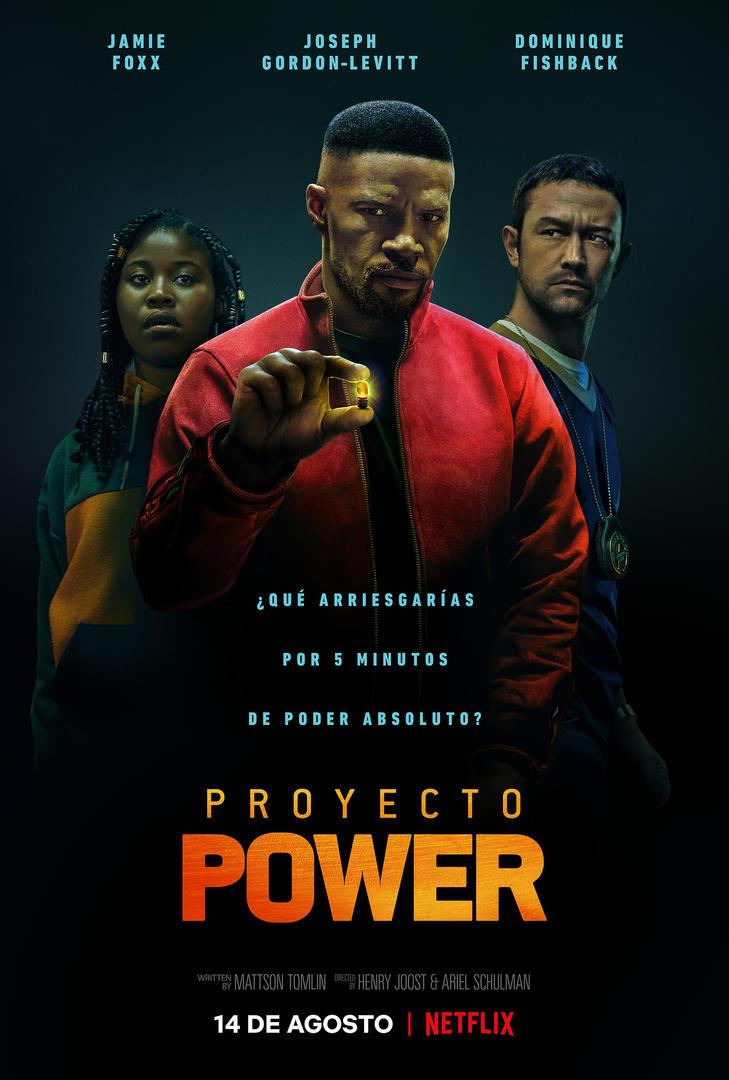 Poyecto Power (Netflix)