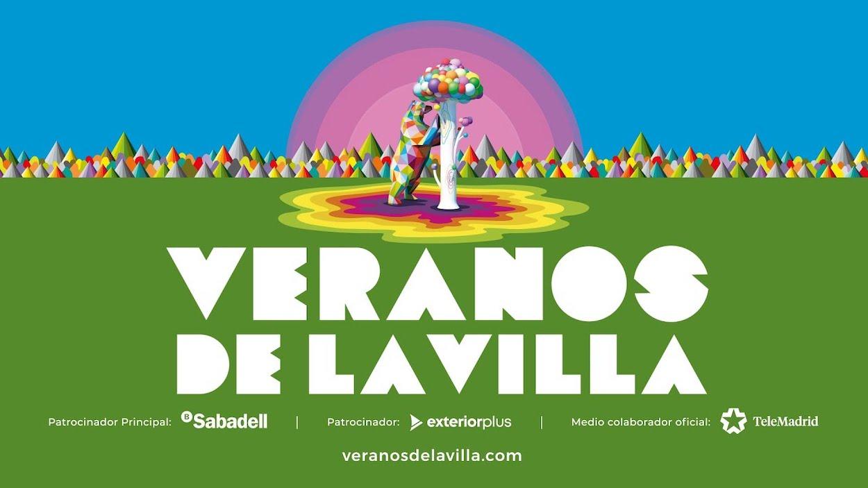 Veranos de la Villa 2020 en Madrid - Programa y conciertos