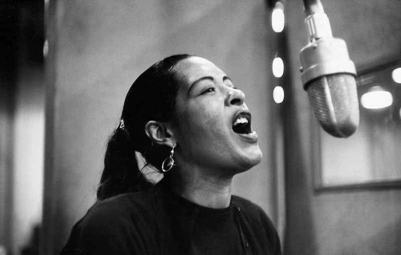 Biopic sobre Billie Holiday