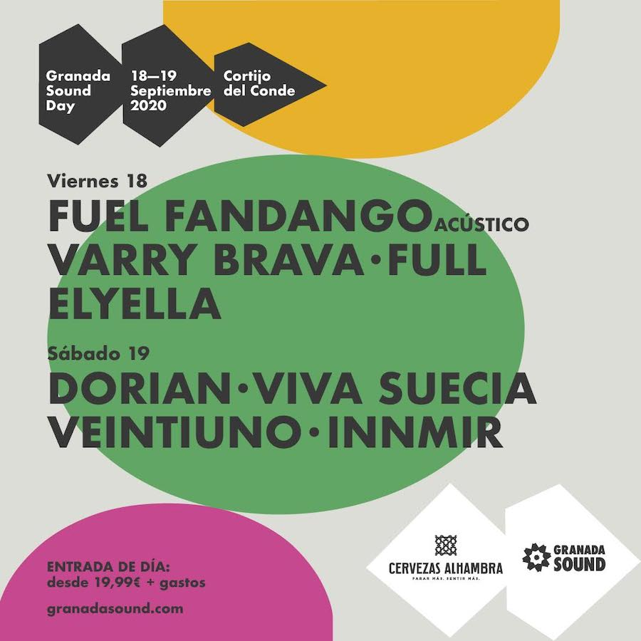 Granada Sound Day 2020