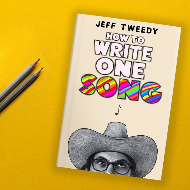 Libro 'How to Write One Song' de Jeff Tweedy