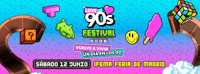 Love the 90's Festival 2021