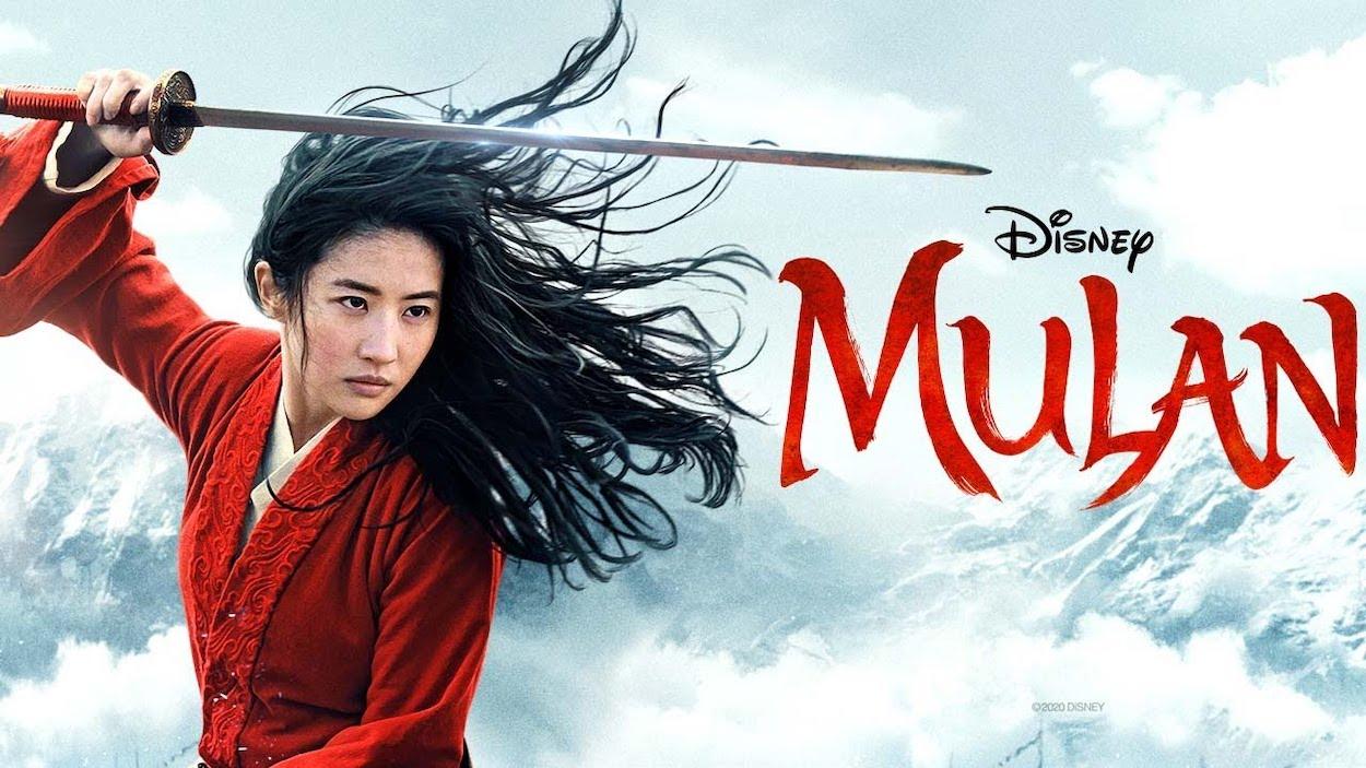 Banda Sonora de 'Mulan' (2020)
