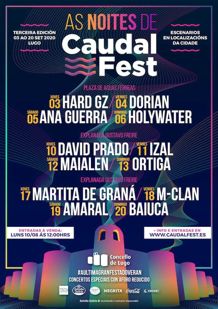 As Noites de Caudal Fest 2020