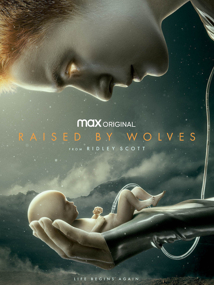 Raised by Wolves - Serie de HBO