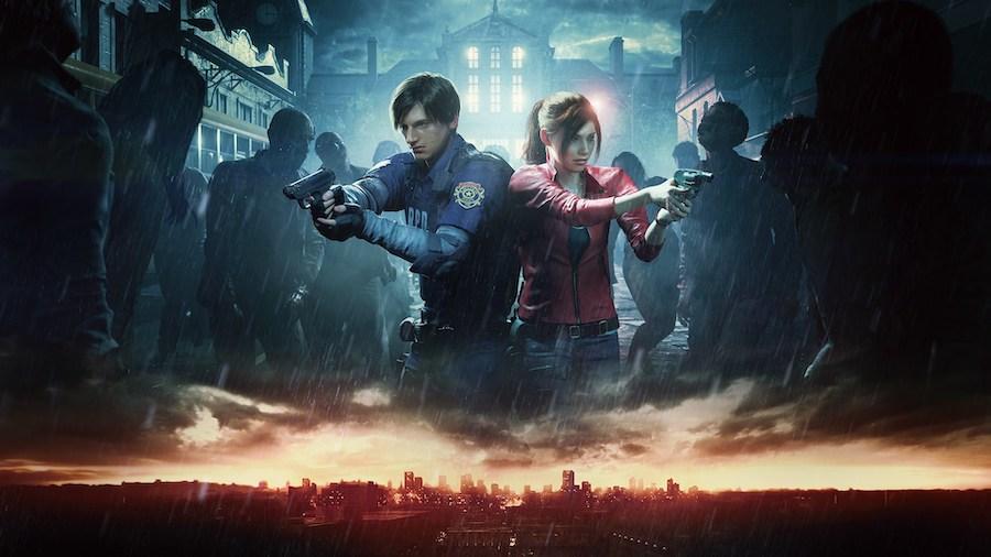 Resident Evil - Serie de Netflix