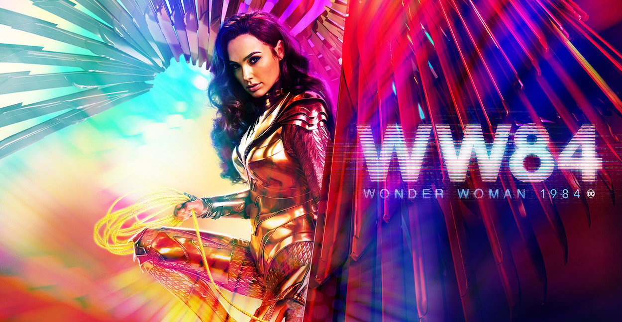 Banda Sonora de 'Wonder Woman 1984'