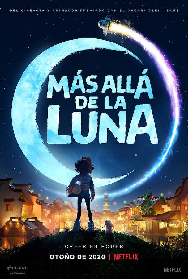 Más allá de la luna - Banda Sonora