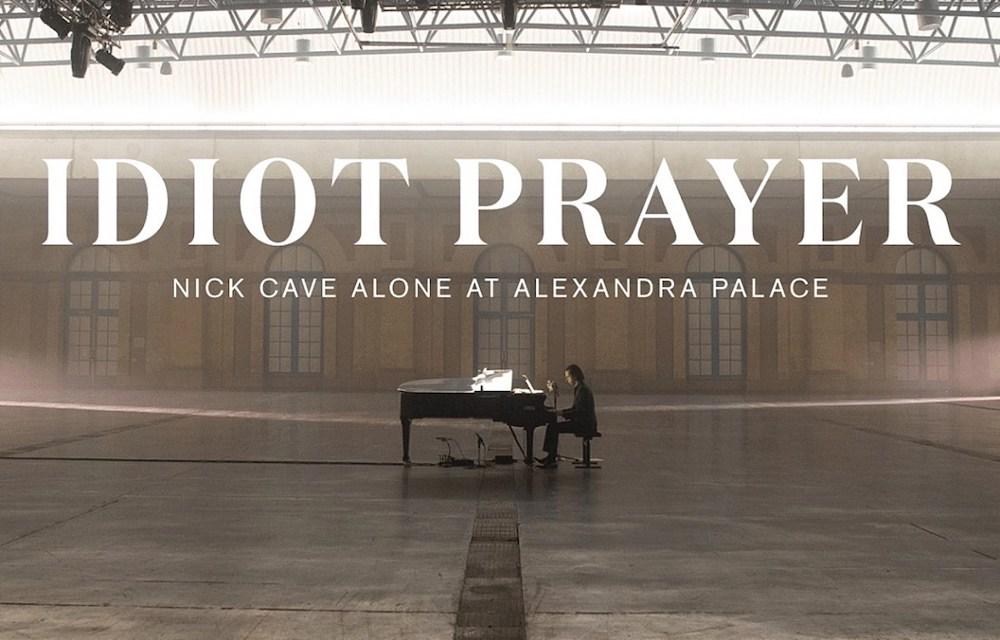 Nick Cave en el Alexandra Palace