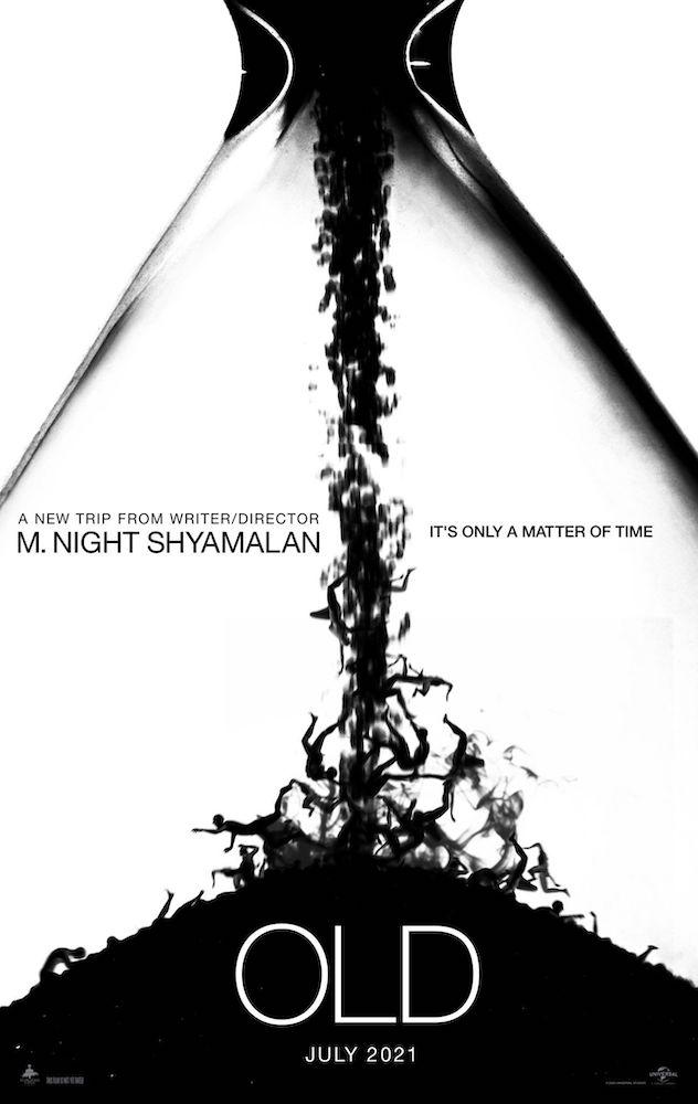 Póster de OLD - Película de M. Night Shyamalan