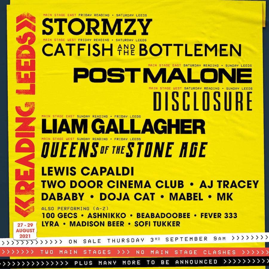 Reading / Leeds Festival 2021