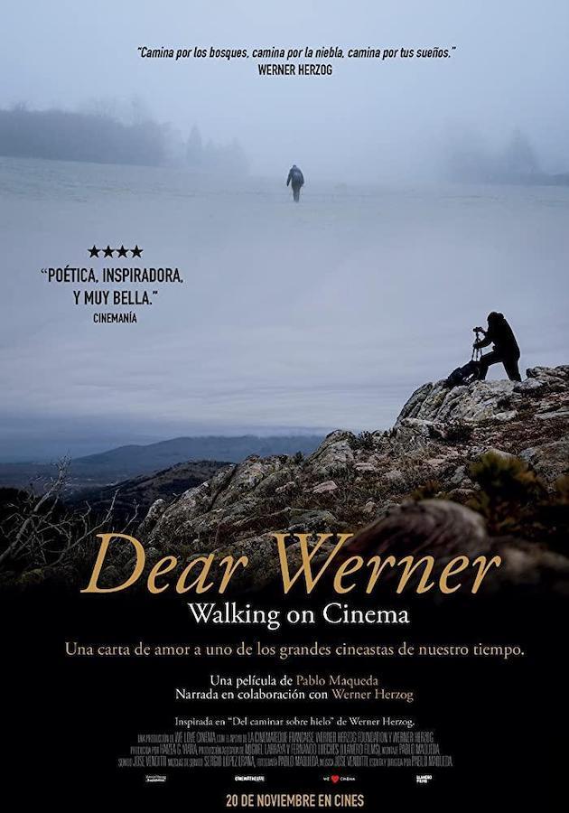Documental 'Dear Werner (Walking on Cinema)'