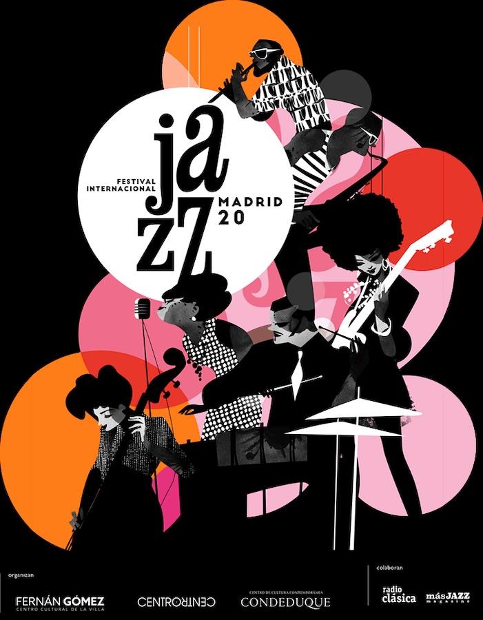 JAZZMADRID 2020 - Programa de conciertos