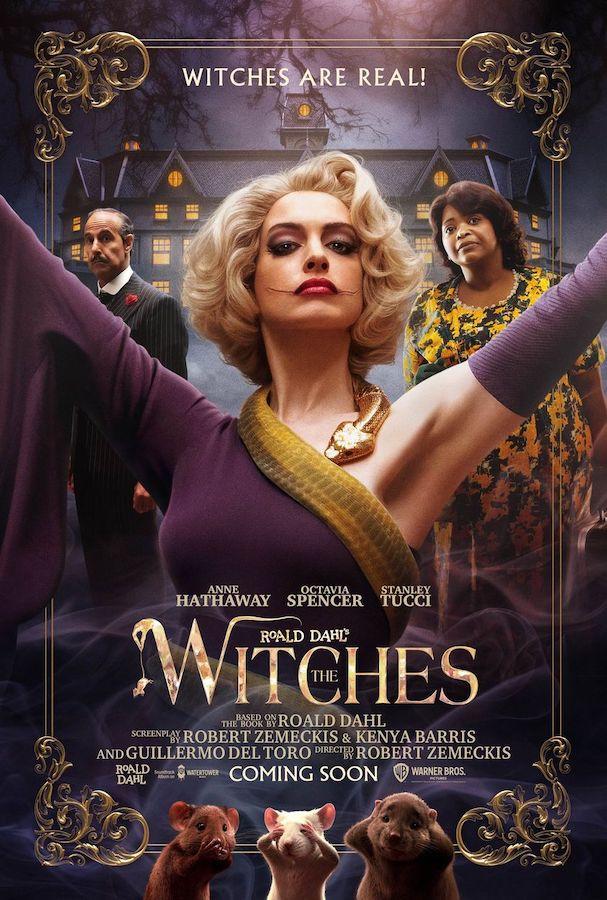 Las brujas (de Roald Dahl) - Película