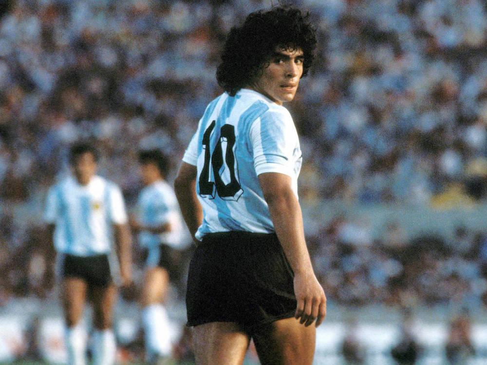 Documentales de Diego Maradona