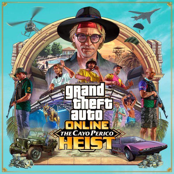 GTA Online - Canciones y Música del vídeojuego
