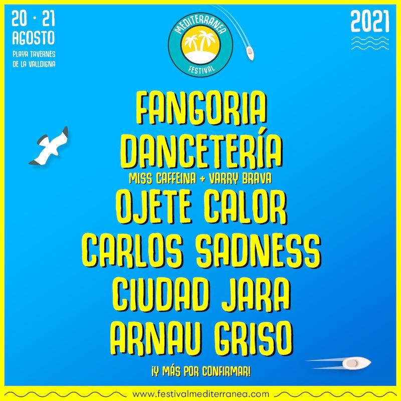 Mediterránea Festival 2021