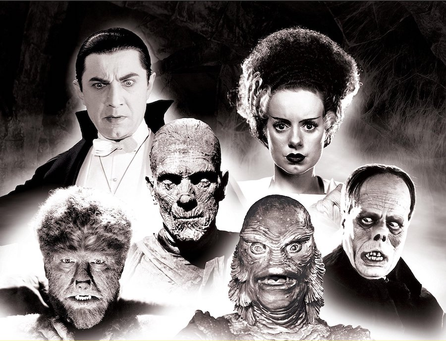 Películas gratis de Universal Monsters