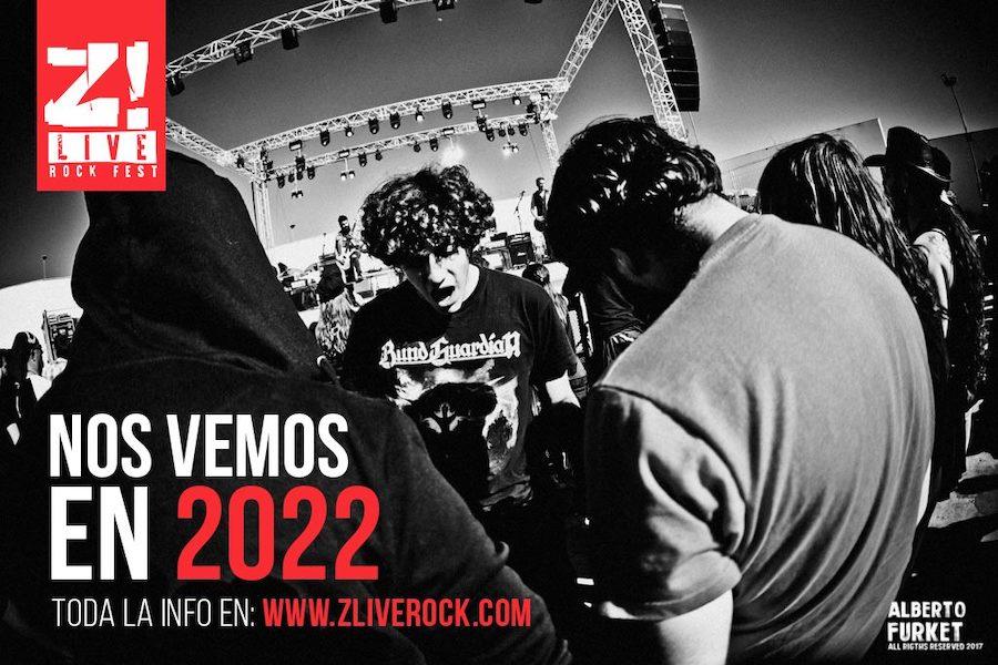Z! Live Rock Festival 2022