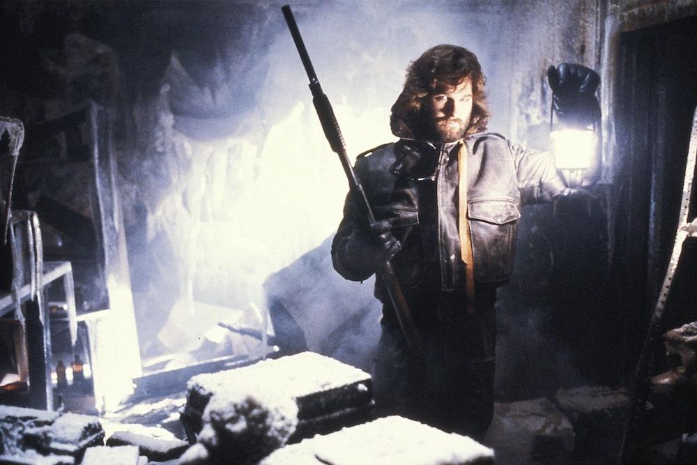 La Cosa (The Thing) - 1982 - John Carpenter