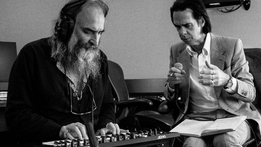 Nick Cave y Warren Ellis (2021)