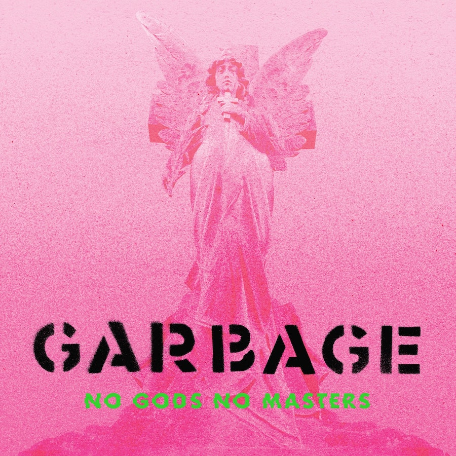 Garbage - The Men Who Rule the World