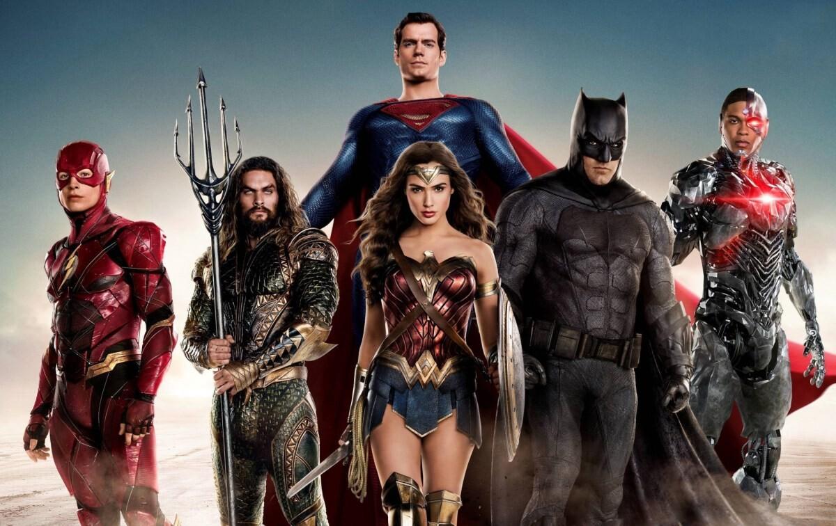 Banda Sonora de 'La Liga de la Justicia de Zack Snyder' (2021)