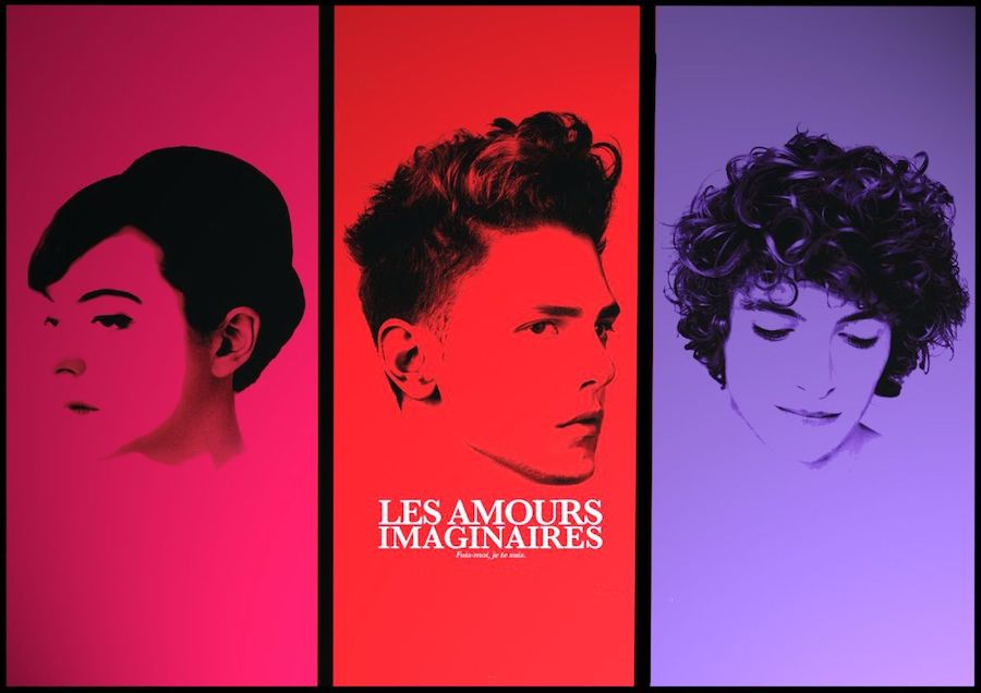 Los amores imaginarios - Xavier Dolan (2010)