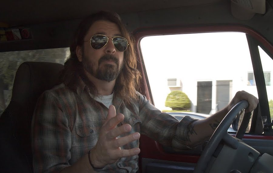 What Drive Us - Documental de Dave Grohl