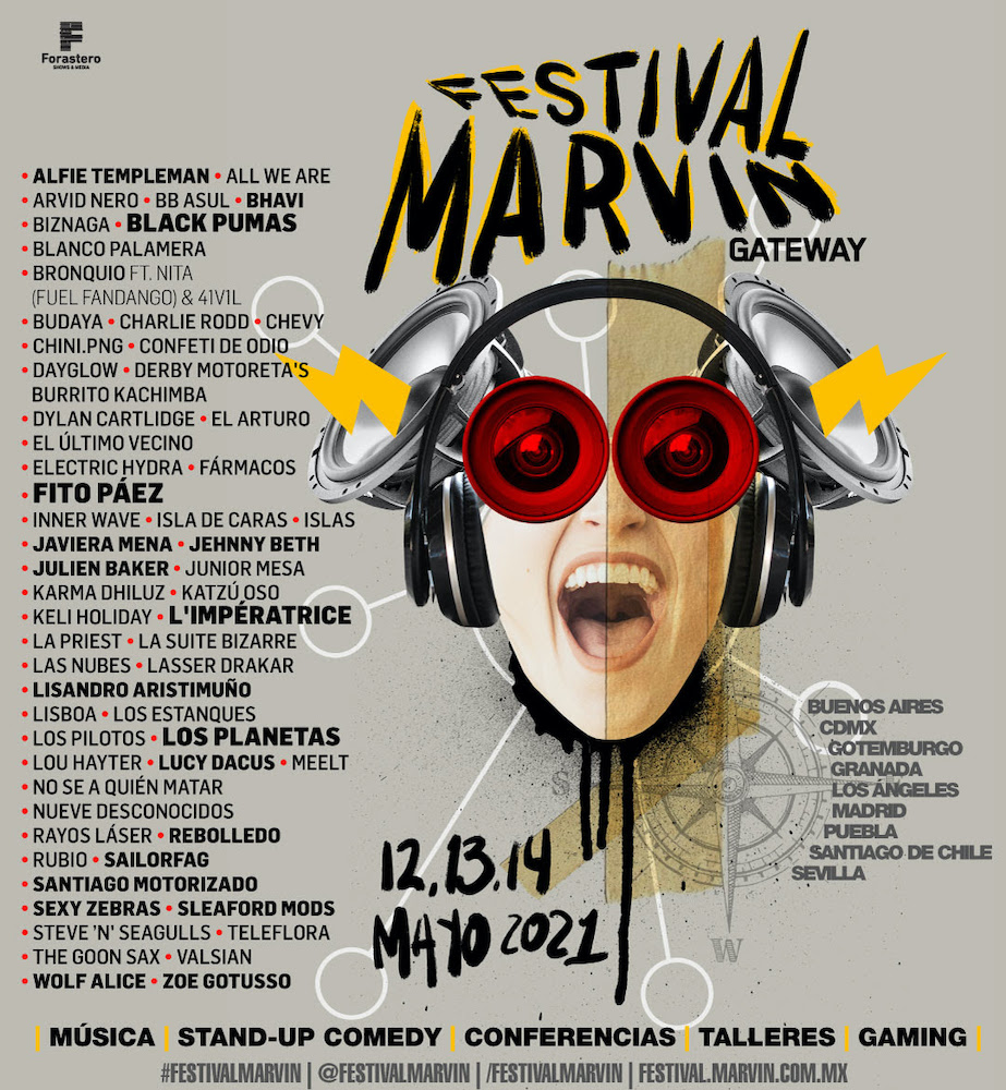 Festival Marvin 2021 - Streaming