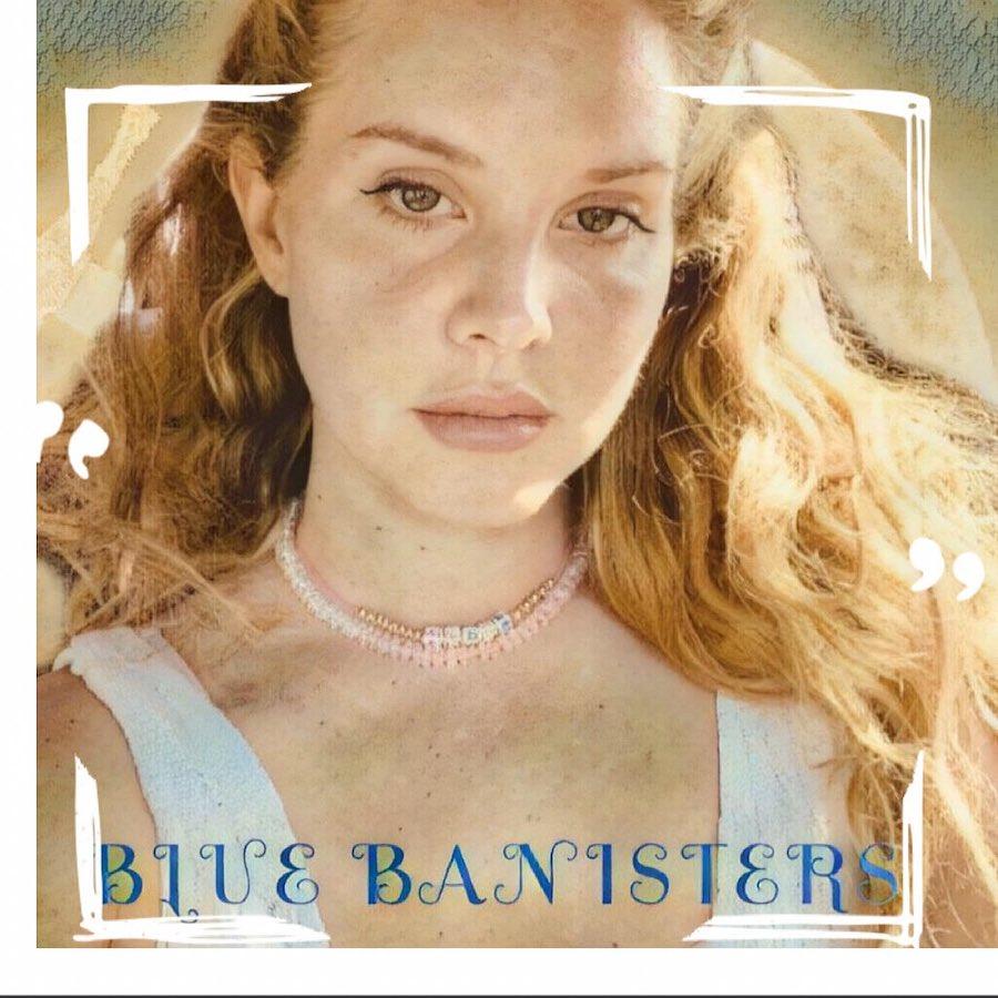Lana Del Rey - Blue Banisters (2021)