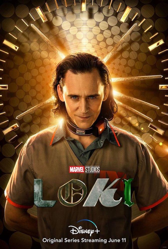Loki - Serie de Marvel - Disney +