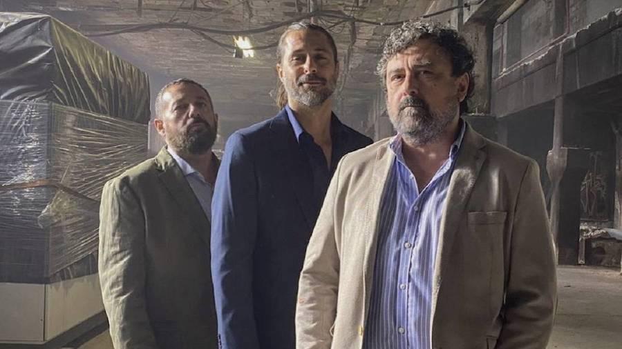 Los hombres de paco - Banda Sonora