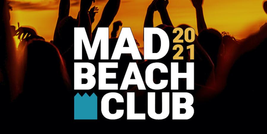 MadBeach Club 2021 en Madrid