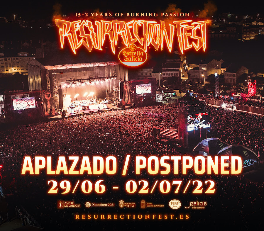 Resurrection Fest 2022