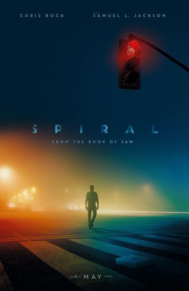 Spiral: Saw - Película de terror (2021)