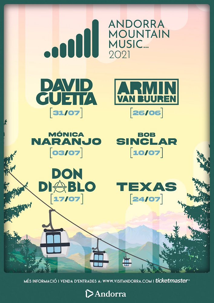 Andorra Mountain Music 2021