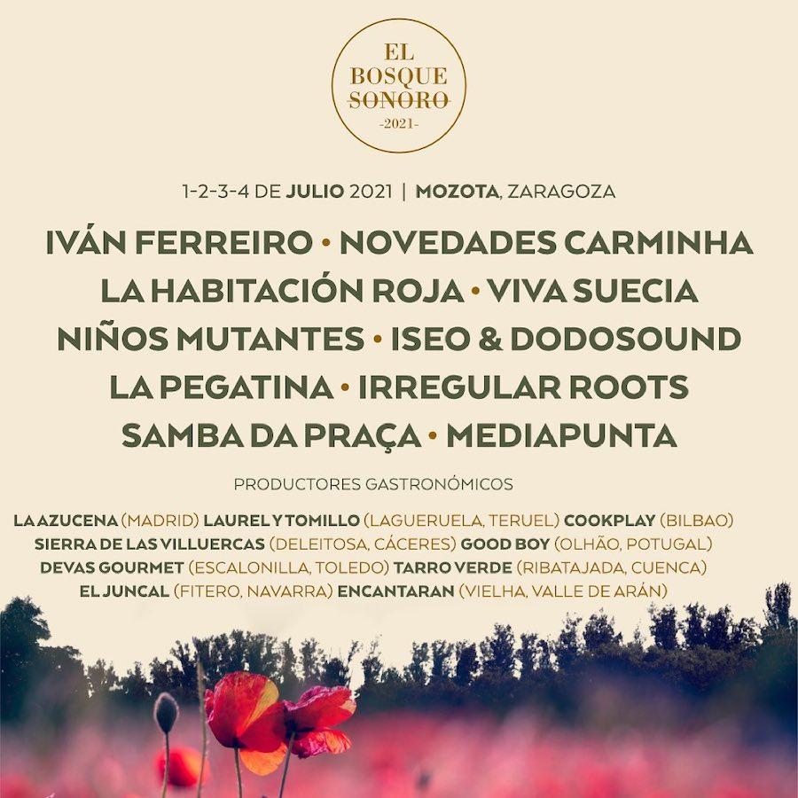 El Bosque Sonoro 2021