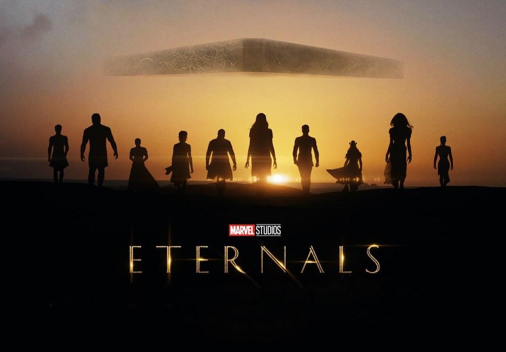 Eternals - Película de Marvel